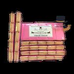 Palhas PREMIUM Abertas para cigarros (50 maços de 20 palhas) 1.000 unid.