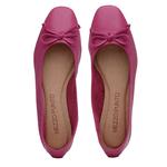 Sapatilha em couro Veneto Pink