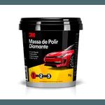 MASSA DE POLIR Nº 2 BASE D'ÁGUA DIAMANTE 1KG 3M