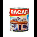 RESINA ACRÍLICA BASE SOLVENTE 3,6L DACAR