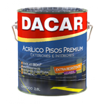 TINTA PARA PISO SEMIBRILHO PREMIUM DACAR 3,6L