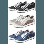 Kit 3 Tênis Sapatenis Masculino Casual Top Franca Shoes