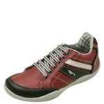 Kit 2 Pares Sapatênis Casual Infantil Top Franca Shoes Vermelho / Cinza