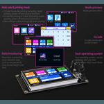 Impressora 3D Bigtree - BIQU B1 - Placa 32 Bits