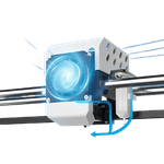 Impressora 3D Creality CR-5 Pro H
