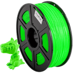 Filamento - ABS 1.75mm 1kg - Green