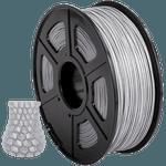 Filamento - ABS 1.75mm 1kg - Silver