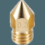 Bico para Extrusora MK8 - (0,3mm)