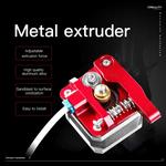 Extrusora de Alumínio Creality Series Ender 3/ Ender 5 e CR10 - Atualizada modelo 2020