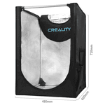 Cabine Creality - Ender 3 Séries / Ender 5 Standard e Pro / CP-01