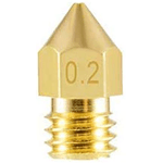 Bico para Extrusora MK8 - (0,2mm)