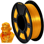 Filamento PLA+ Silk 1.75mm 1kg - Brass