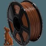 Filamento PLA+ 1.75mm 1Kg - Marrom