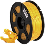 Filamento PLA+ 1.75mm 1kg - Gold