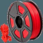 Filamento PLA+ 1.75mm 1kg - Vermelho