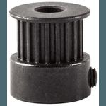 Polia Gt2 Aluminio 20 Dentes - Furo 5mm - Para Correia 6mm