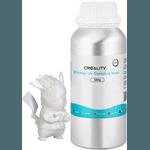 Resina UV ABS Creality - Impressoras 3D LCD/DLP - 405nm - Branca -500g