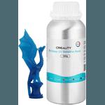Resina UV Standard Creality - Impressoras 3D LCD/DLP - 405nm - Azul-500g