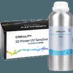 Resina UV Dental Calcinável Creality - Impressoras 3D LCD/DLP - 405nm - Amarela -1000g