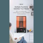 Creality UW-01 Maquina de lavagem e Cura 3D