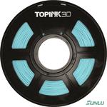 Filamento PLA Fosforescente 1.75mm 1Kg - Azul