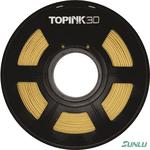 Filamento PLA+ 1.75mm 1kg - Light Gold