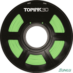 Filamento - ABS 1.75mm 1kg - Light Green