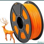 Filamento PLA+ 1.75mm 1kg - Laranja