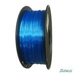 Filamento PLA Silk 1.75mm 1Kg - Azul