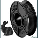 Filamento Flexivel - 1.75mm - 500grs - Preto