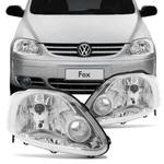 Farol Fox/SpaceFox 2003 a 2010 Foco Simples