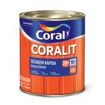 ESMALTE SINTETICO CORALIT BRILHANTE 900ML CORAL