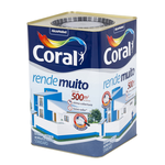 TINTA ACRÍLICA FOSCO CORAL RENDE MUITO CAMURÇA 18L