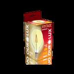LAMPADA LED GLOBO G95 E27 4W BIVOLT 2400K VINTAGE-OUROLUX