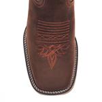 KIT CONSUMIDOR - Bota Masculina - Crazy Horse Café | Preto - Strong Shock - Vimar Boots - 81306-A-VR-KIT