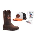 KIT CONSUMIDOR - Bota Tênis Masculina c/ Canivete Incluso - Crazy Horse Café - Vimar Boots - 85032-A-VR-KIT