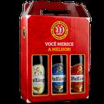 Kit Cervejas Clássicas Helles, Weizen e Doppel Bock