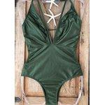 Body Mahara Verde Musgo