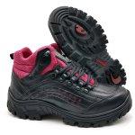 Bota Adventure Feminina 5400/35 preto/pink