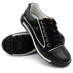 Sapatos Casual Porshe Bmbrasil 114/02 Preto