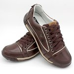 Sapatos Casual Porshe Bmbrasil 114/04 Marron