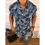 Camisa Manga Curta Reserva - Azul Marinho