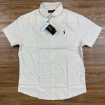 Camisa Ralph Lauren Manga Curta