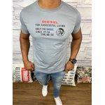 Camiseta Diesel - Cinza