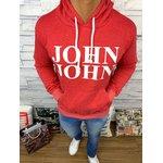 Blusa de frio John John - Vermelha