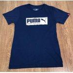 Camiseta Puma - Azul Marinho