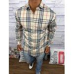 Camisa Xadrez Burberry