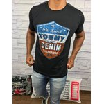 Camiseta Tommy Hilfiger - Preta