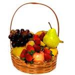 Cesta de Frutas Da Estação