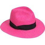 Chapéu Pralana Fedora Color Rosa